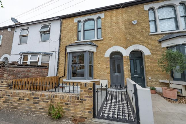 Thumbnail Terraced house for sale in Fraser Road, London