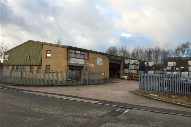 Thumbnail Light industrial to let in Unit 1-1A, Sankey Valley Ind Est, Junction Lane, Newton-Le-Willows, Cheshire