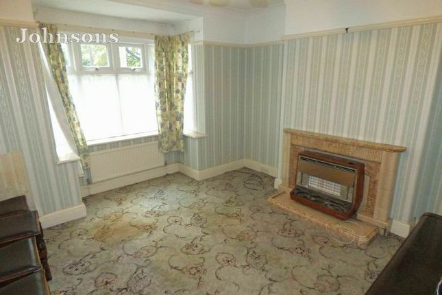 Lounge of Roman Road, Bennetthorpe, Doncaster. DN4