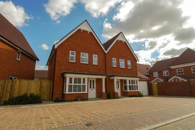 Thumbnail Semi-detached house to rent in Highwood Crescent, Highwood, Horsham
