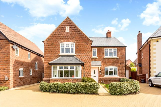 Thumbnail Detached house for sale in Badgers Way, Bishopton, Stratford-Upon-Avon