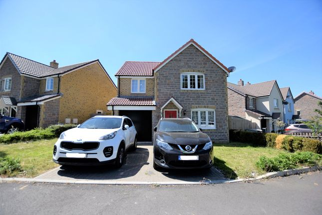 Thumbnail Detached house to rent in Woodsage Crescent, Emersons Green, Bristol