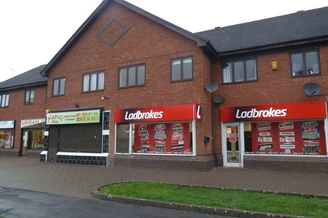 Thumbnail Flat to rent in Kingswood Local Centre, Stockingford, Nuneaton