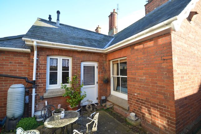 Thumbnail Terraced bungalow for sale in Abbey Lane, Saffron Walden