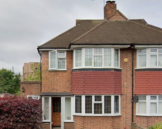 Thumbnail Semi-detached house to rent in Conisborough Crescent, Catford
