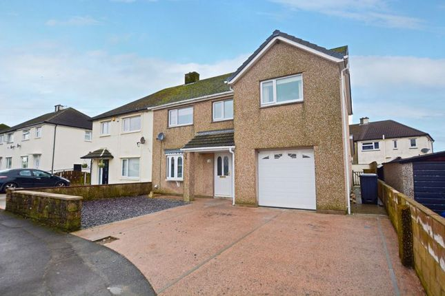 Thumbnail Semi-detached house for sale in Kings Drive, Egremont