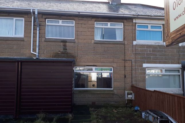 Thumbnail Terraced house for sale in Woodhorn Road, Newbiggin-By-The-Sea