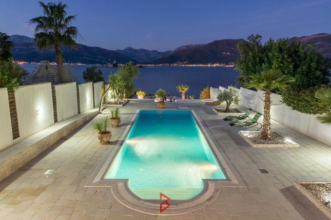 Thumbnail Villa for sale in Seafront Luxury Villa Near Tivat, Kaludjerovina, Tivat, Montenegro