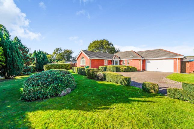 3 bed detached bungalow for sale in Birchwood Gardens, Bedwas, Caerphilly CF83