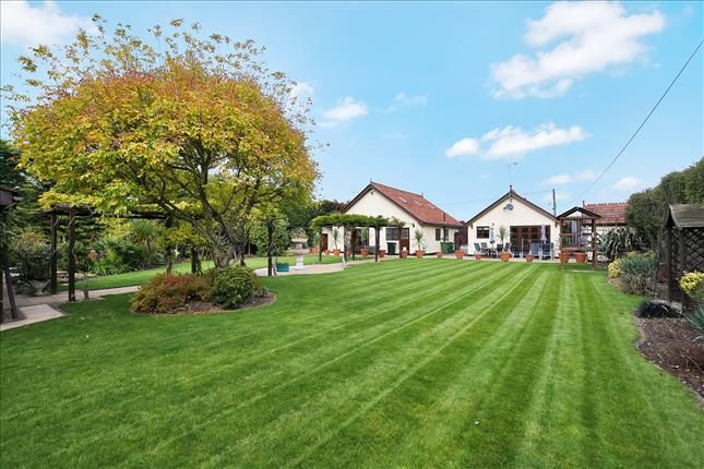 Thumbnail Detached house for sale in The Chase, Wickford