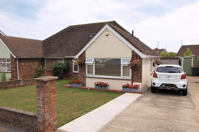 Thumbnail Semi-detached bungalow for sale in Dover Road, Polegate