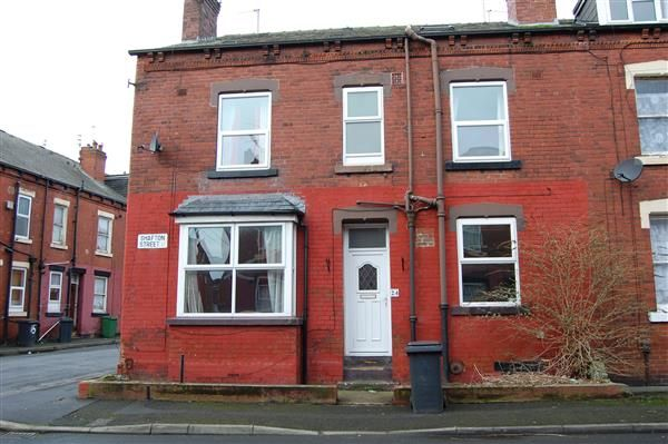 Thumbnail Terraced house to rent in Shafton Street, Leeds
