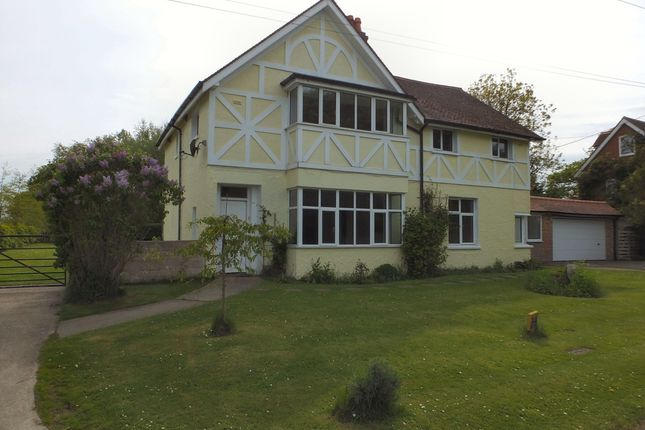 Thumbnail Detached house to rent in Poundfield Road, Chalvington