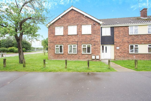 Thumbnail Flat for sale in Columbia Way, King's Lynn