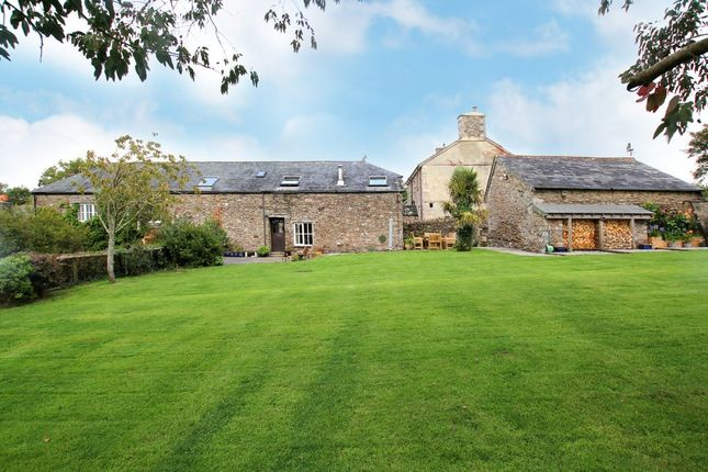 Thumbnail Barn conversion for sale in Yealmpton, Plymouth