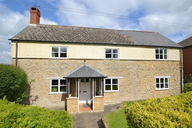 Thumbnail Detached house for sale in Compton Road, South Cadbury, Yeovil