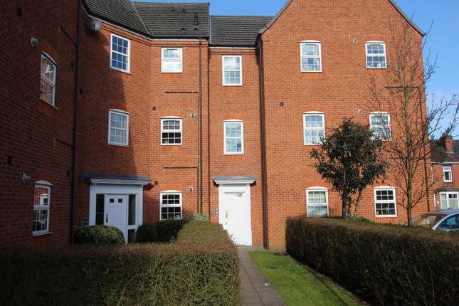Thumbnail Flat to rent in Fenton Hall Close, Fenton, Stoke-On-Trent