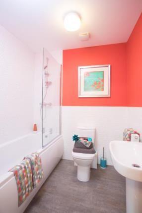 Bathroom of Heathfields, Off Stone Cross Lane North, Lowton, Warrington WA3