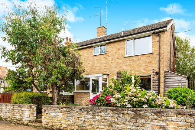 Thumbnail Semi-detached house for sale in Chapel Street, Ringstead, Kettering