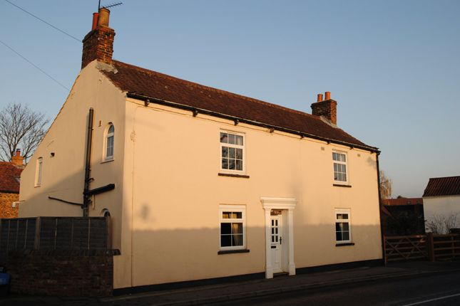 Thumbnail Detached house to rent in Barton Street, Barrow-Upon-Humber