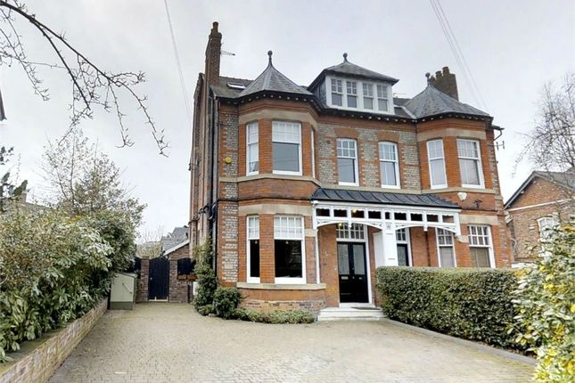 Thumbnail Semi-detached house for sale in Trafford Road, Alderley Edge, Cheshire