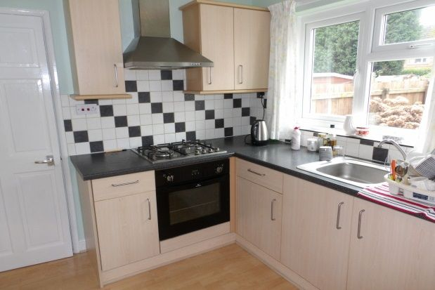 Thumbnail Property to rent in Baslow Drive, Beeston, Nottingham