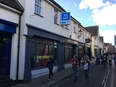 Retail premises to let in Unit 2, Mercantile House, Sir Isaac's Walk, Colchester, Essex