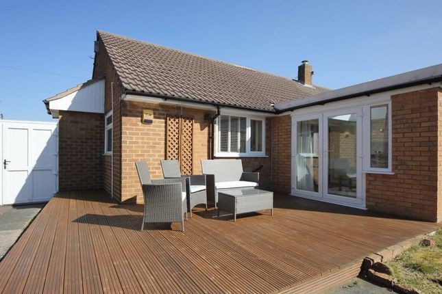 Exterior of Nelson Drive, Pensby, Wirral CH61