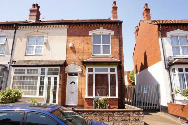 Thumbnail Terraced house to rent in Headingley Road, Handsworth, Birmingham