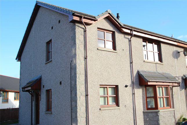 Thumbnail Flat for sale in Bain Road, Elgin, Moray