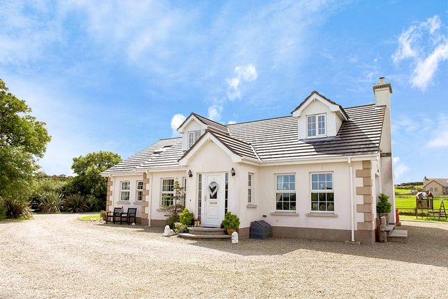 Thumbnail Detached house for sale in Cloughey Road, Portaferry, Newtownards, County Down
