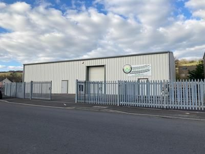 Light industrial to let in Units 2A & 2B Swanbridge Court, Bedwas House Industrial Estate, Caerphilly