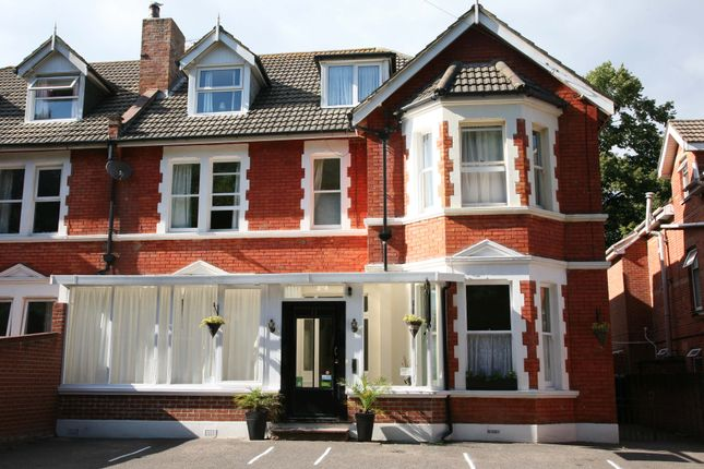 Thumbnail Semi-detached house for sale in Spencer Road, Bournemouth