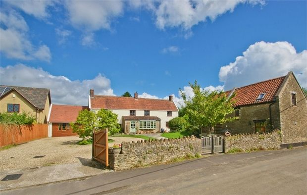 Thumbnail Detached house for sale in Wanstrow, Shepton Mallet