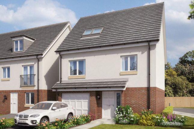Thumbnail Detached house for sale in Newliston Road, Kirkliston
