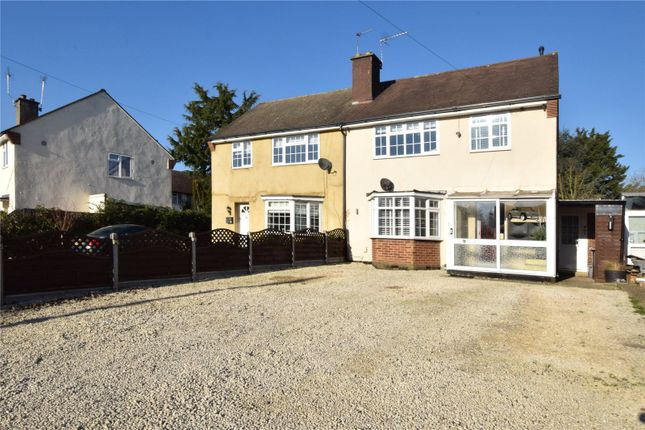 Thumbnail Semi-detached house for sale in Deans Close, Abbots Langley, Hertfordshire