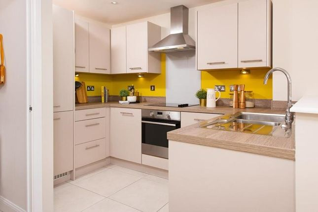 """4 bedroom semi-detached house for sale in """"Kingsville"""" at Newton Abbot Way, Bourne"""