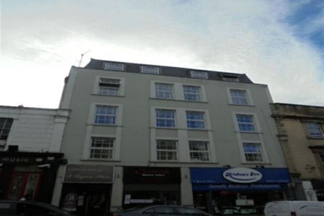 Thumbnail Flat to rent in 4th Floor, Byron Place, Clifton