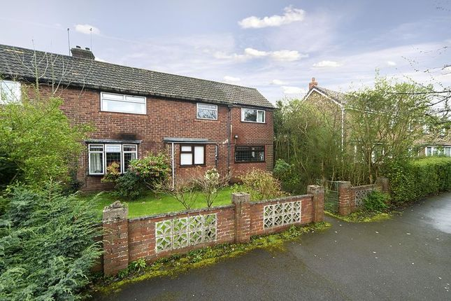 Thumbnail Semi-detached house for sale in Northdale, Tettenhall Wood, Wolverhampton