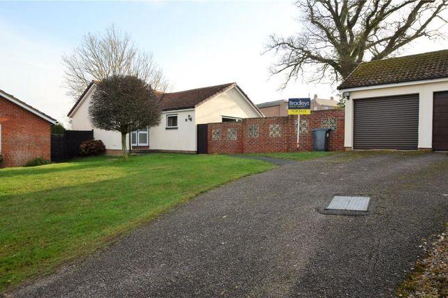 3 bed detached bungalow for sale in Oak View, Honiton, Devon