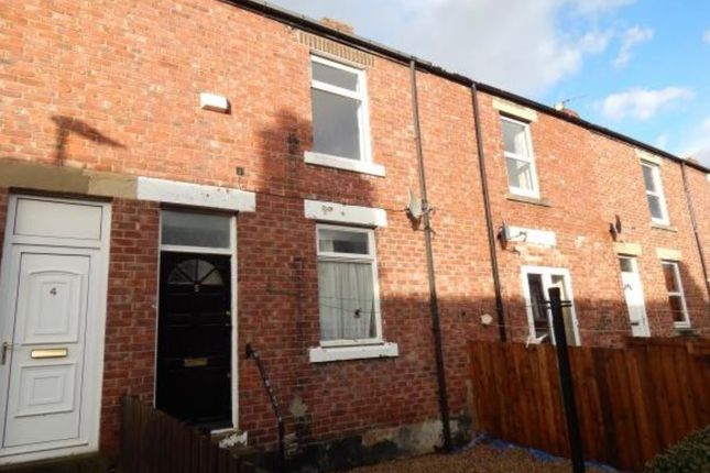 Thumbnail Terraced house to rent in Beaconsfield Terrace, Chopwell