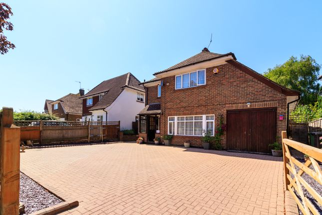 Thumbnail Detached house for sale in Ironlatch Avenue, St. Leonards-On-Sea