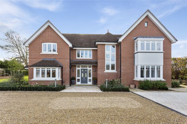 Thumbnail Detached house for sale in Albourne Road, Hurstpierpoint, Hassocks, West Sussex