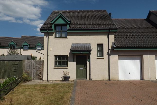 Thumbnail Semi-detached house for sale in Teaninich Paddock, Teaninich, Alness