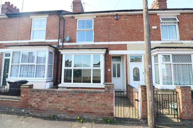 Thumbnail Terraced house for sale in Oakley Road, Rushden