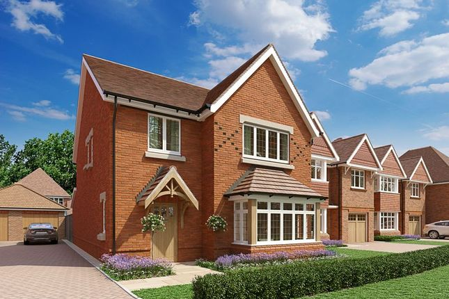 Thumbnail Detached house for sale in High Street, Cranleigh