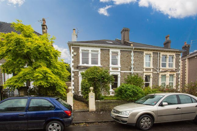 Thumbnail Property for sale in Claremont Road, Bishopston, Bristol