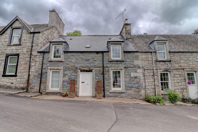 Front of Sunnyside, New Galloway, Castle Douglas DG7