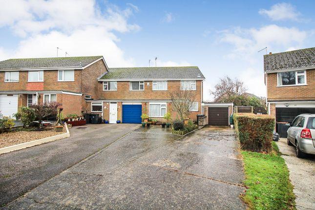 Thumbnail End terrace house for sale in Shore Avenue, Upton, Poole