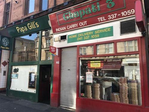 Dumbarton Road, Glasgow G11